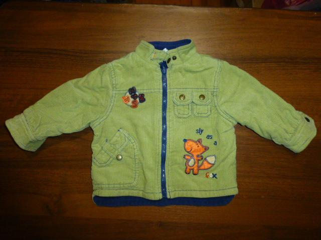 Куртка двусторонняя Vitamins, 12-18мес