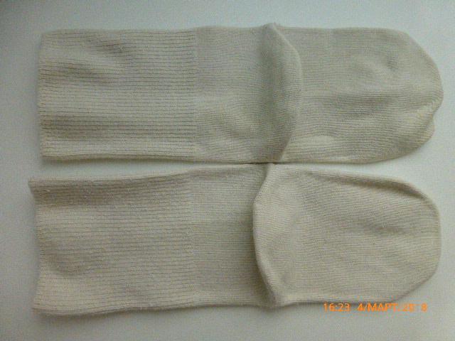 Носки хлопковые на 18мес.+