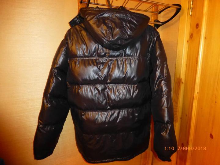 куртка/пуховик INTO by Towmy, 3-4XL