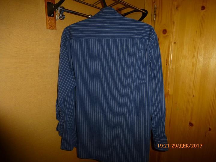 рубашка Perry Ellis, XXL, 18'' - 34''/35''