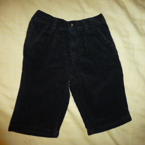 брюки вельветовые The Children's Place на 6-9мес.