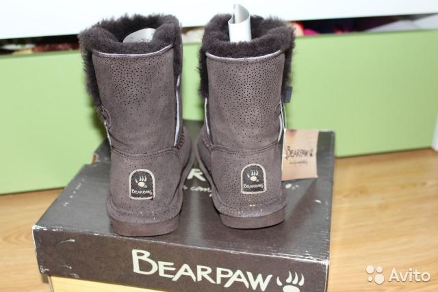 Угги Bearpaw Diva, размер 11US, новые