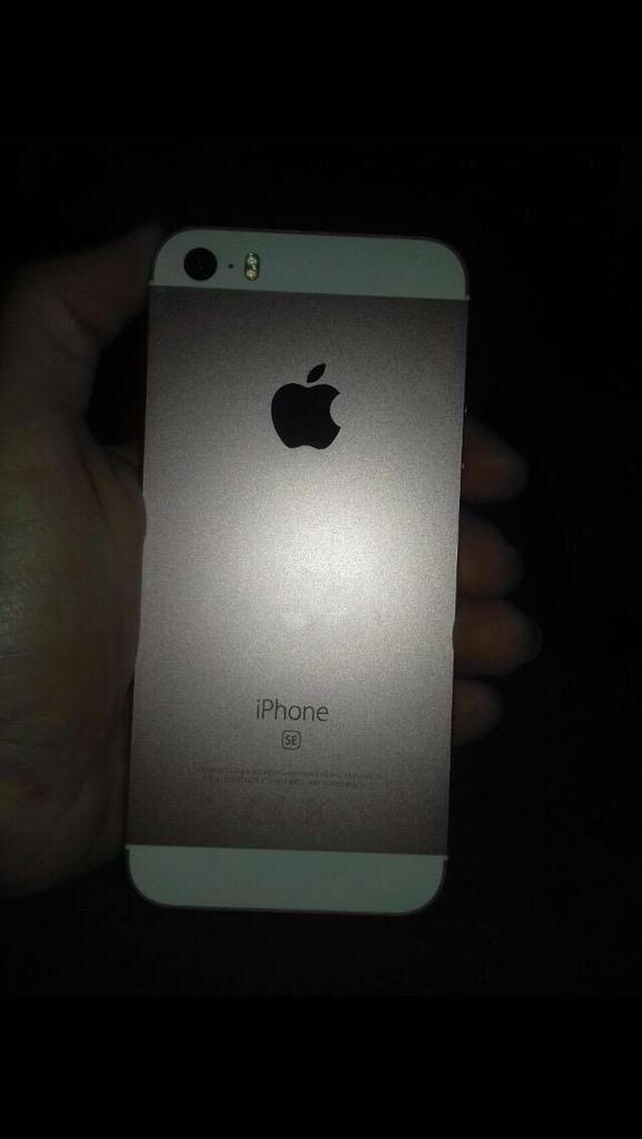 !!!ОЧЕНЬ!!!ОЧЕНЬ!!!СРОЧНО!!! продам iPhone se rode gold,32 GB.
