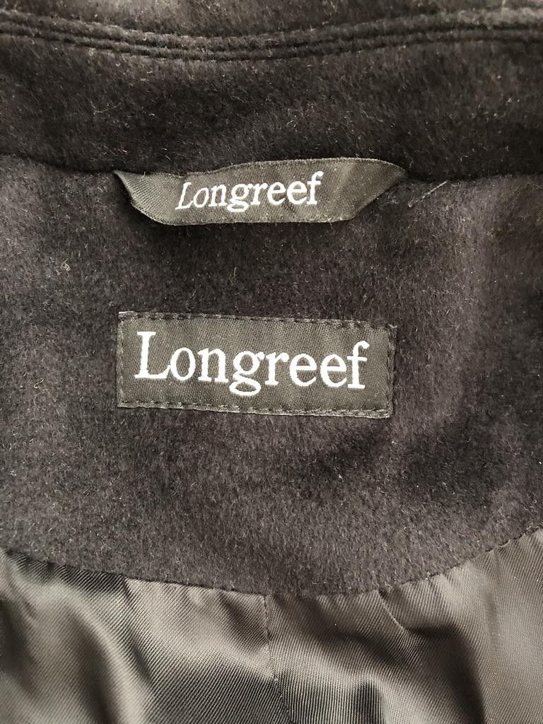 Пальто шерстяное Longreef