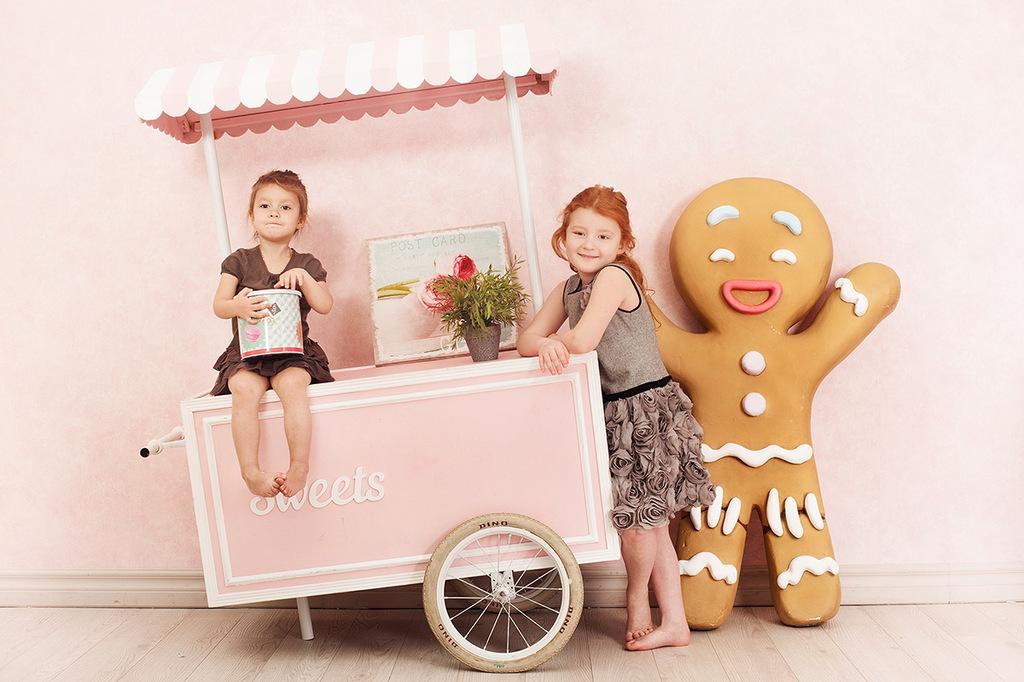 Фотосессии для детей и не только)