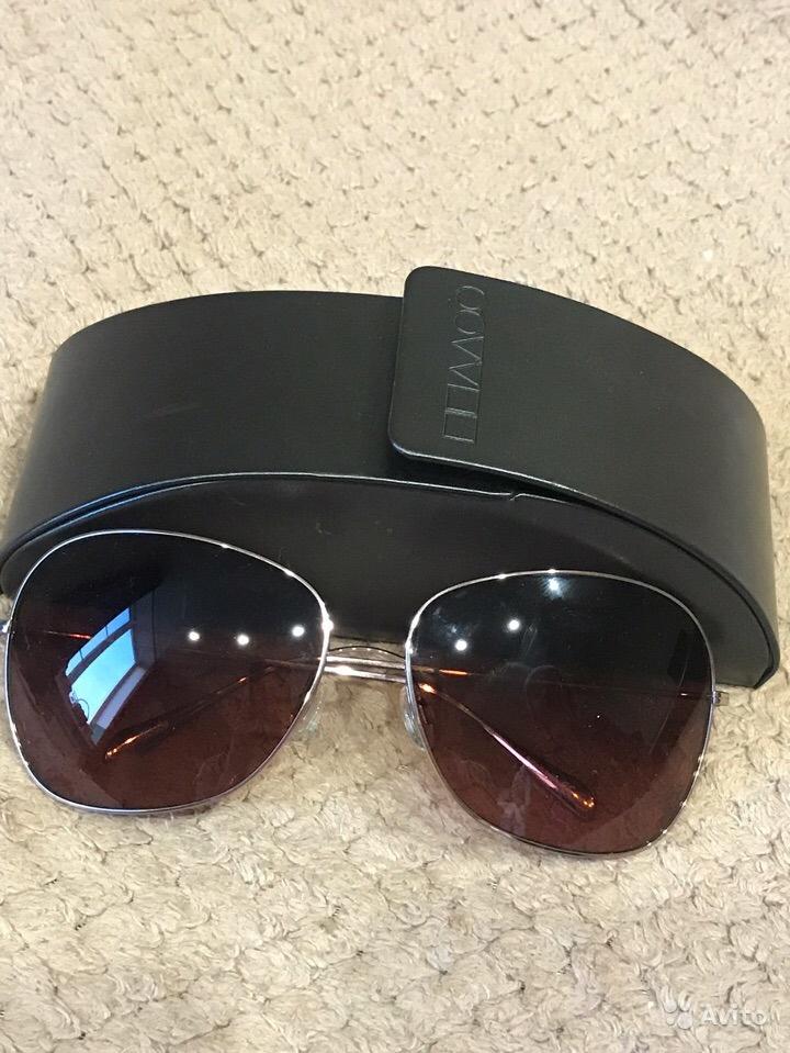 Очки солнцезащитные Oliver Peoples.США