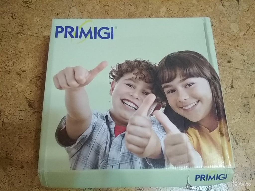 Ботинки Primigi 36 р. новые