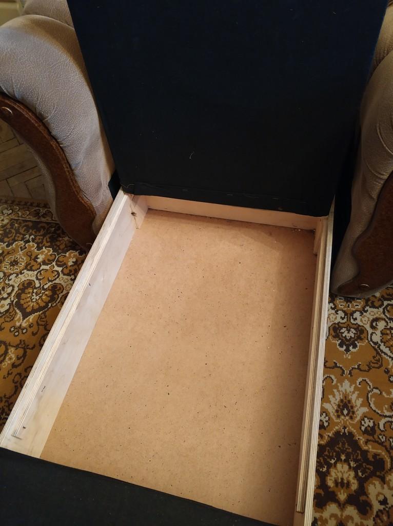 Кресло раздвижное одноместное