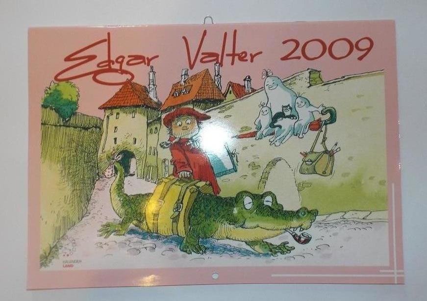 Календарь 2009. Эдгар Вальтер