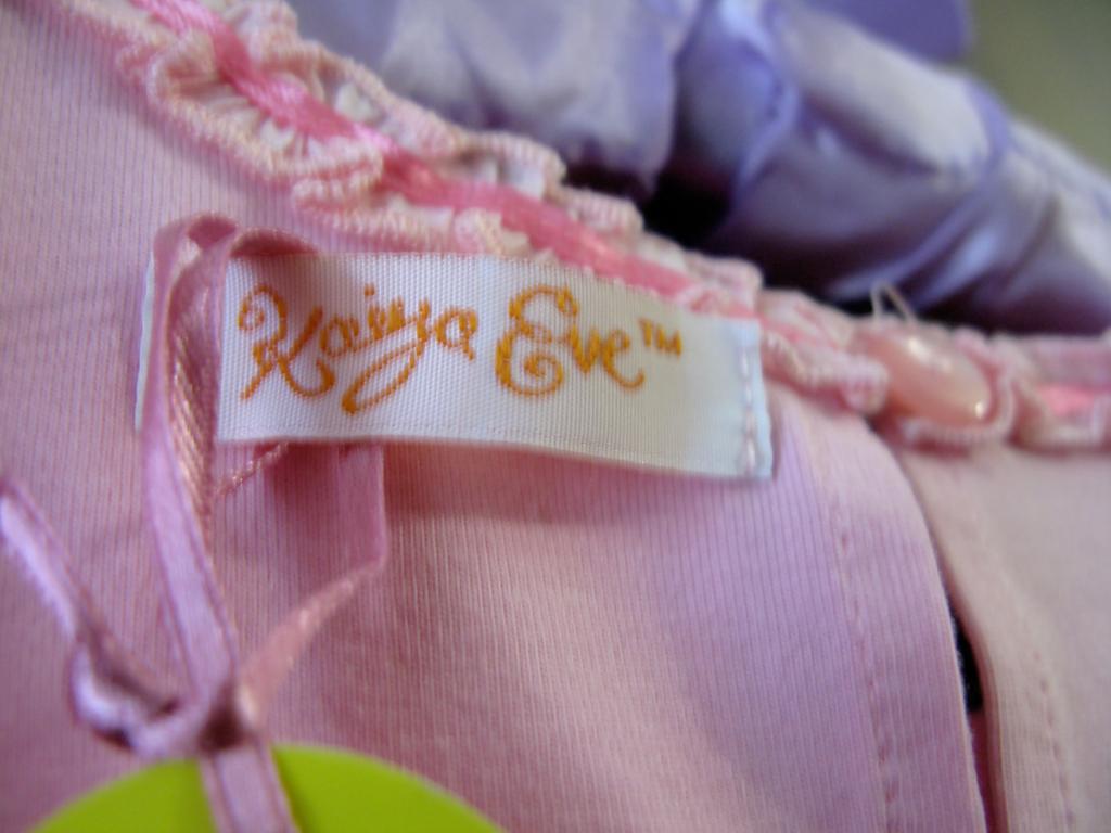 Новое платье Kaiya Eve р.24мес. (2года)
