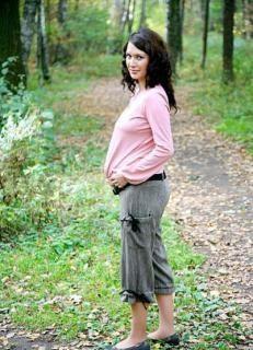 Капри для беременных теплые новые с этикетками