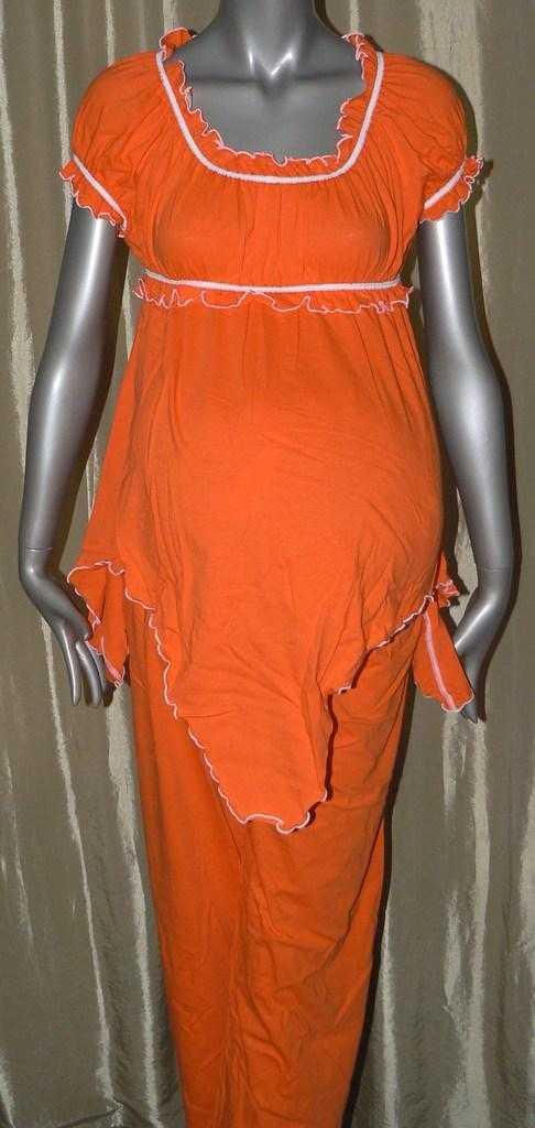 Пижама Фэст для беременных (Брюки + Туника с корот