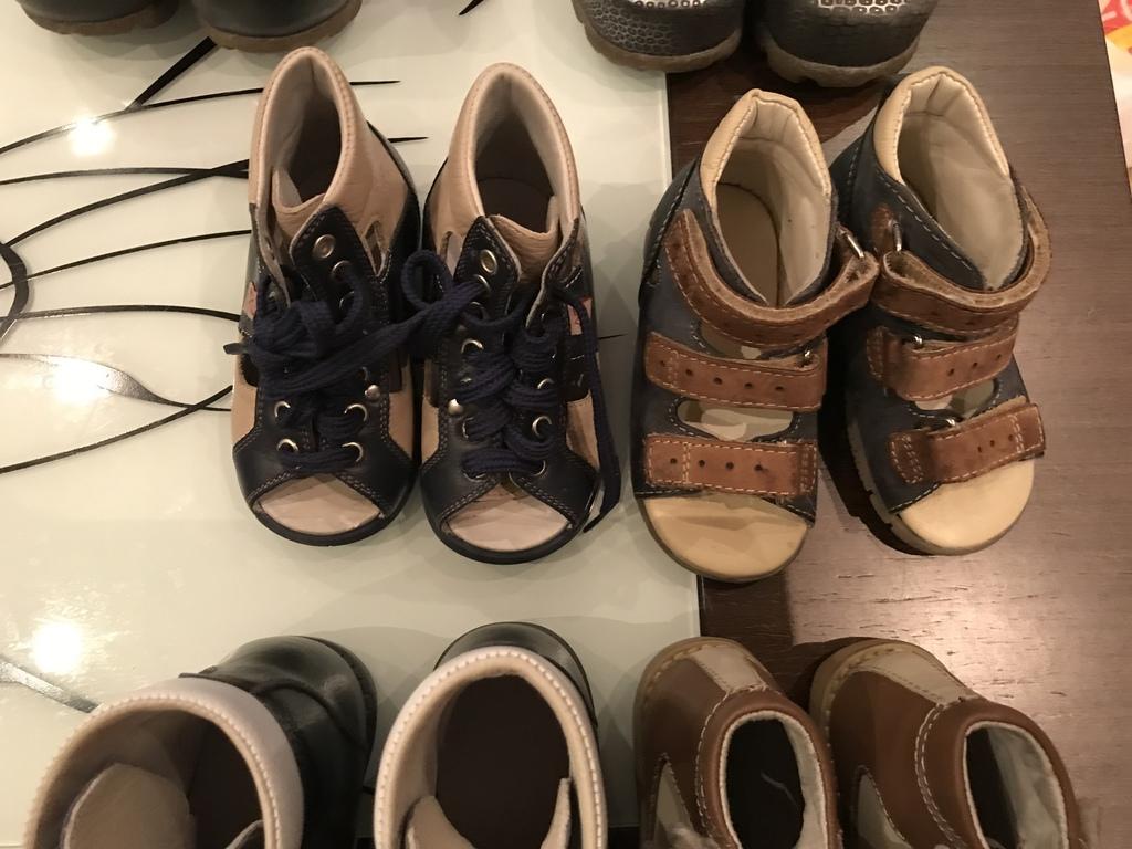 Ортопедическая обувь р.19-21