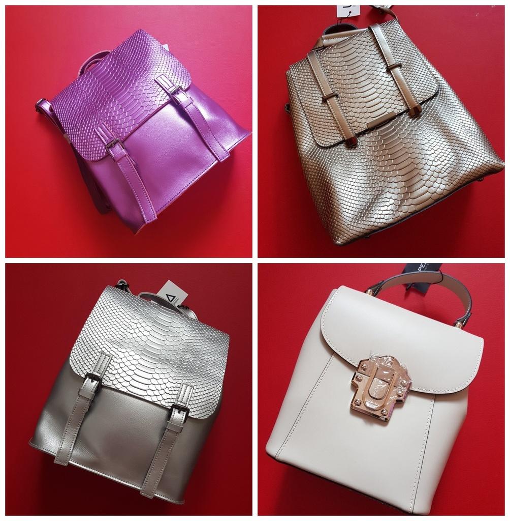 Новые сумки кроссбоди рюкзаки натуральная кожа