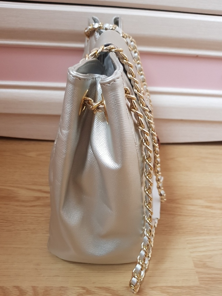 Новая стильная кожаная сумка Gaude Италия