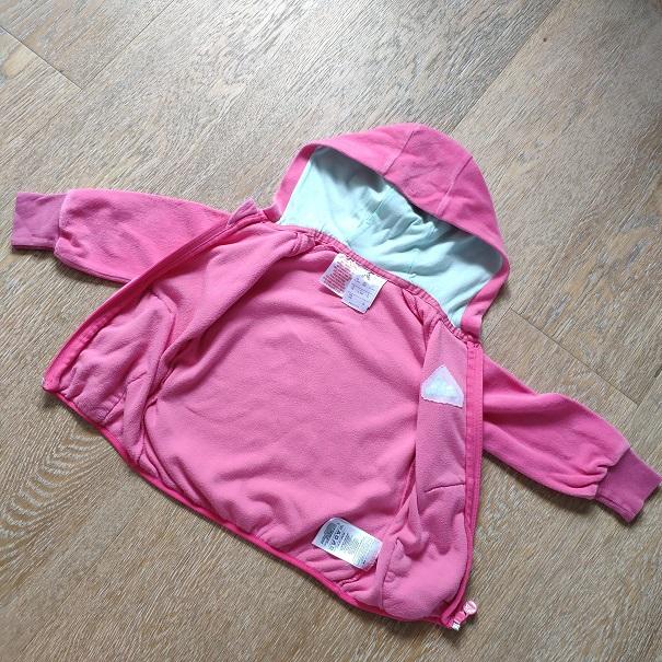 Adidas спортивный костюм б/у, 12-18мес
