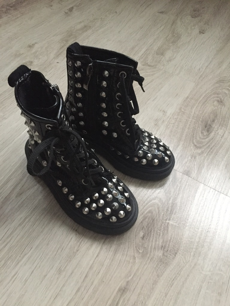Ботинки AMIANA для девочки