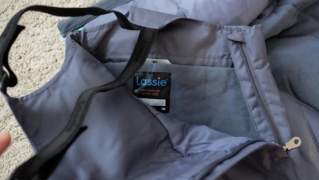 Зимний комплект Lassie by reima 92см  новый