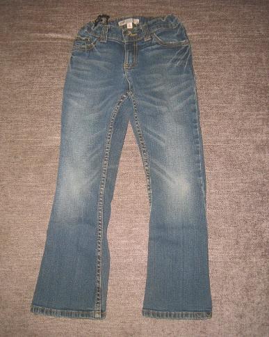 кофточка туника и джинсы р.116