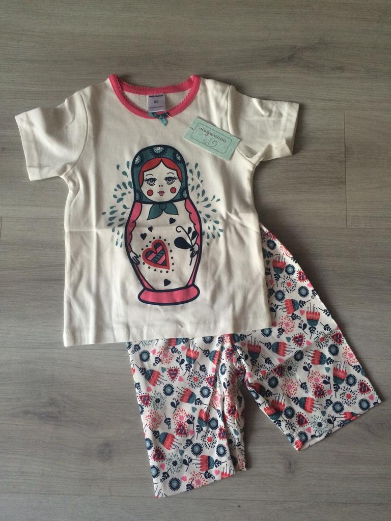Пижама Матрешка от Модамини