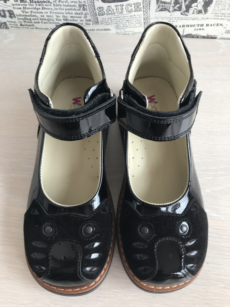 Новые туфли Woopy orthopedic