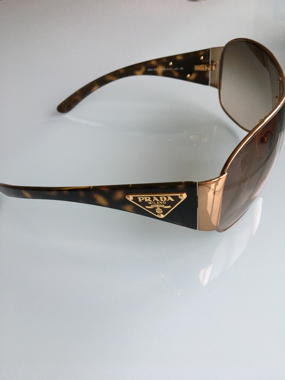 Очки Солнцезащитные Prada (Made in Italy) Оригинал