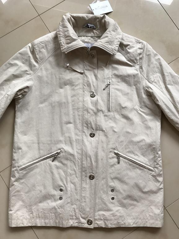 Шикарная Hовая куртка Нagenson(Германия) р.50
