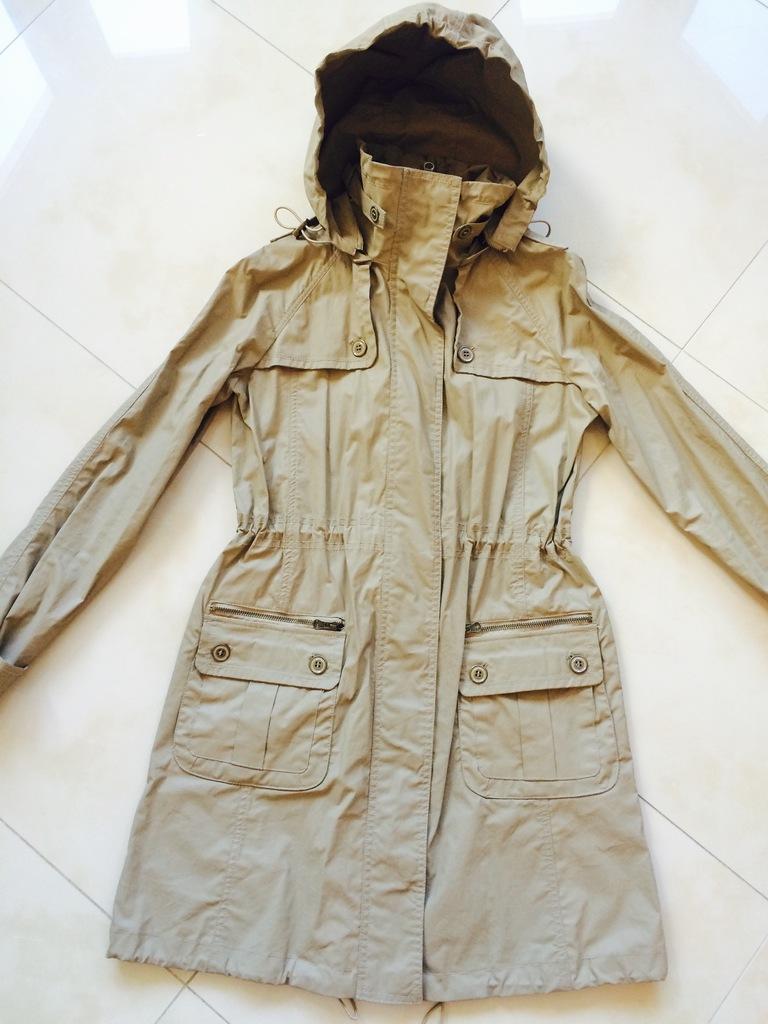 Манго Новое Плащ-пальто MNG Casual Sportswear р.S