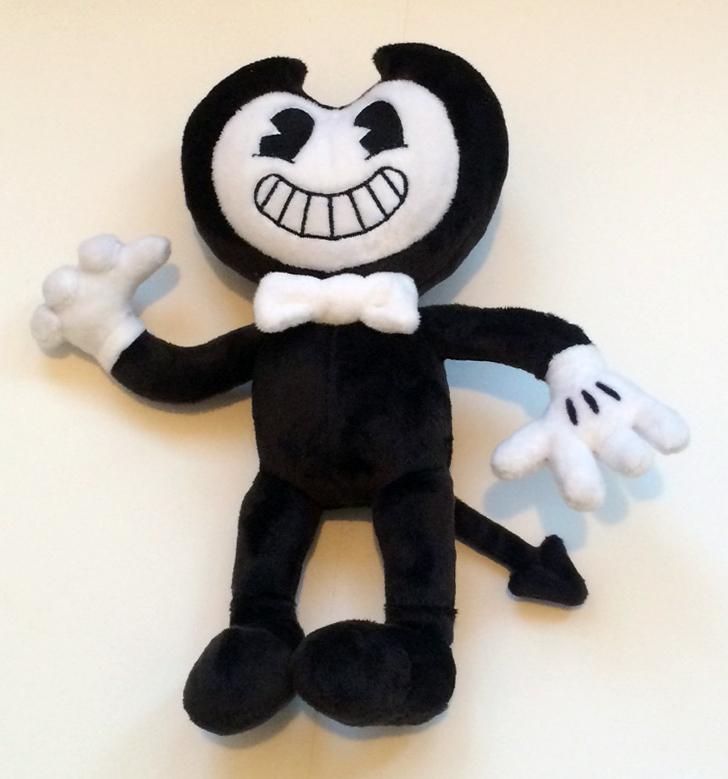 Мягкая игрушка Бенди
