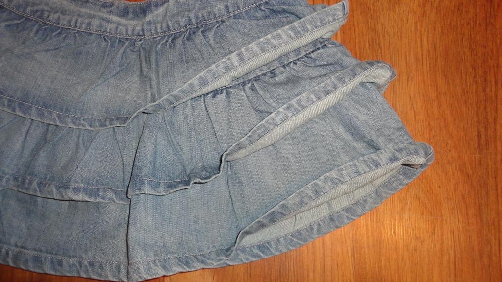 Новая джинсовая юбка Freespirit на 10лет.