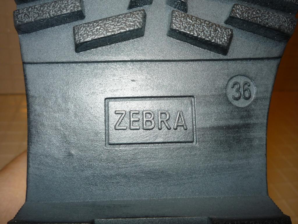 Сапоги зимние р 36 новые для мальчика ZEBRA.