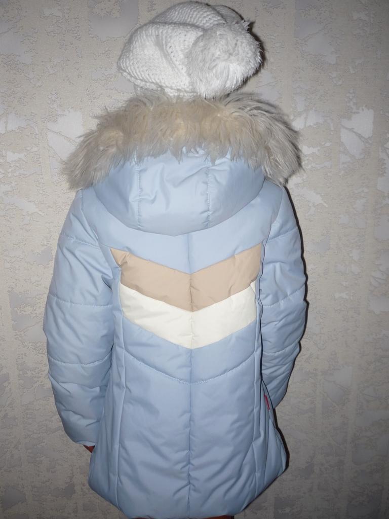 KERRY керри новая зимняя куртка р 128 девочка