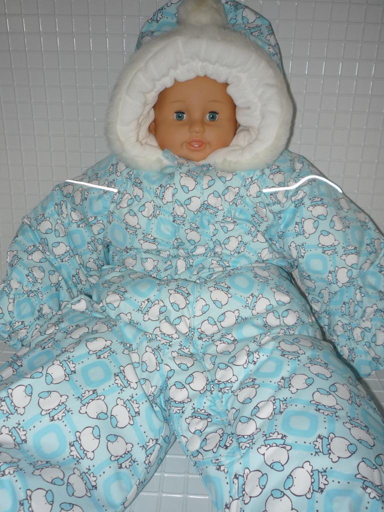 Kerry Керри новый комбинезон р 86+ мальчик зима