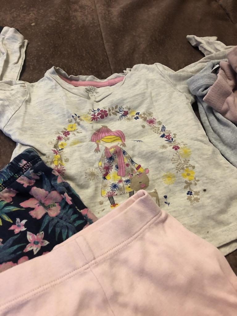 Вещи на девочку 80-86 пакетом