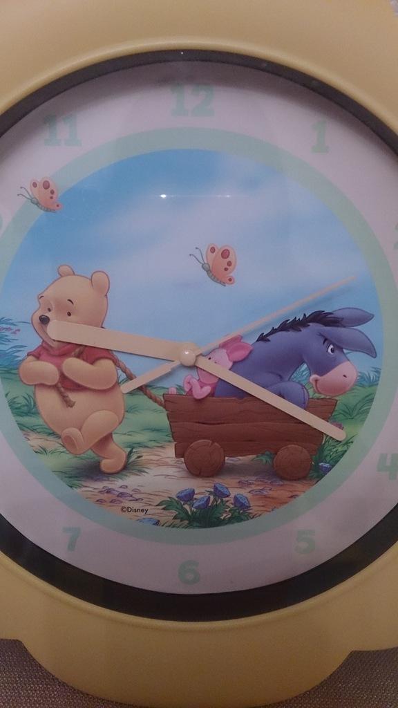 Часы Дисней в детскую комнату
