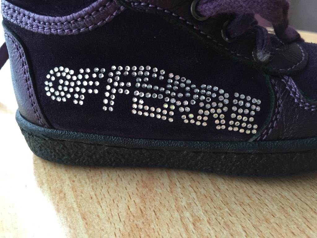 Ботиночки на меху GF FERRE