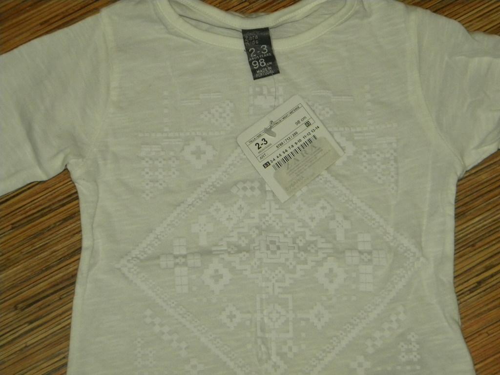 2 кофточки Zara, новые с бирками, размер 3-4года