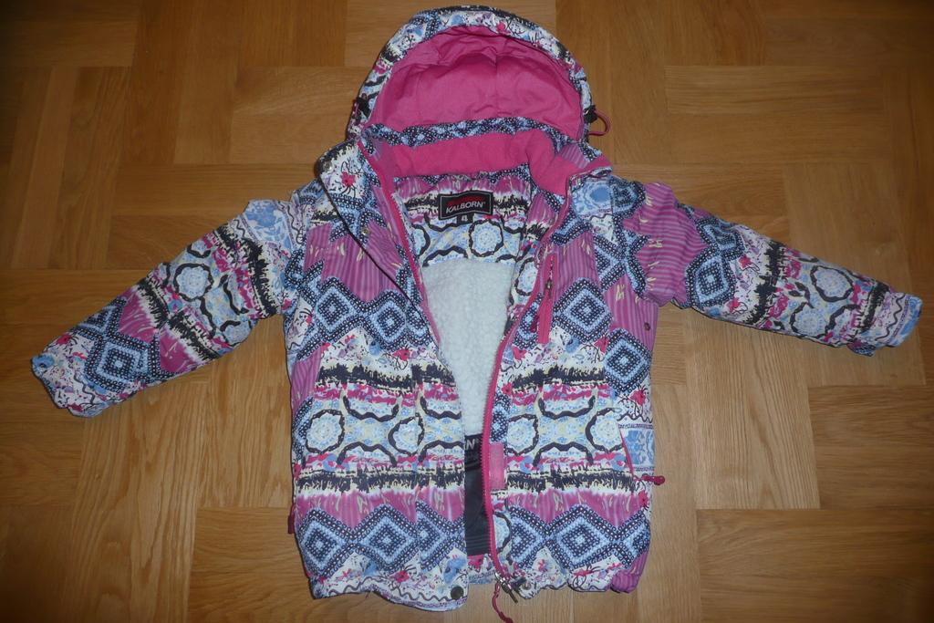 Зимняя куртка Calborn - 4Т