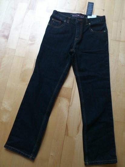 Новые джинсы Tommy Hilfiger boy на рост 150-155см