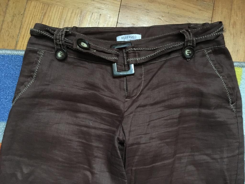 Костюм брюки+топ 44 размер