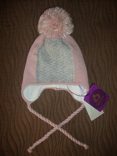 Новая, зимняя шапочка Orsolini д/д.Размер 50-52.