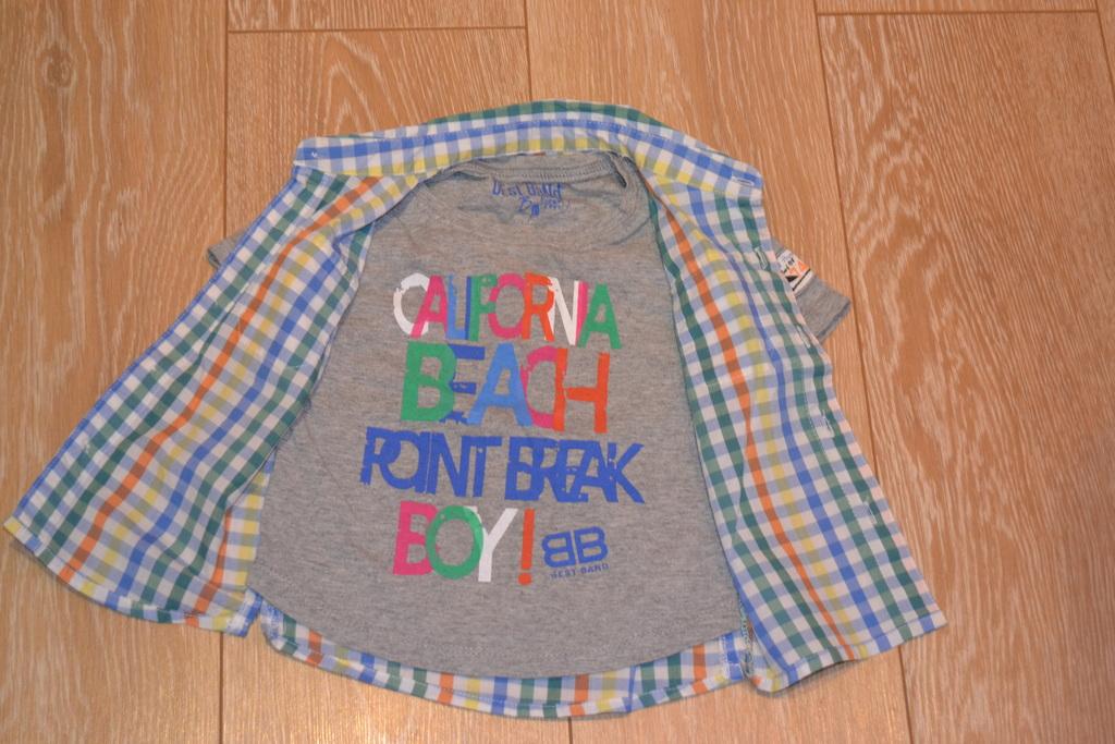 Вещи для мальчика от 1 до 2, есть новое!