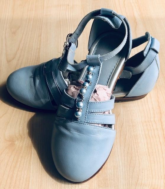 Туфельки Miss Blumarine разм. 31