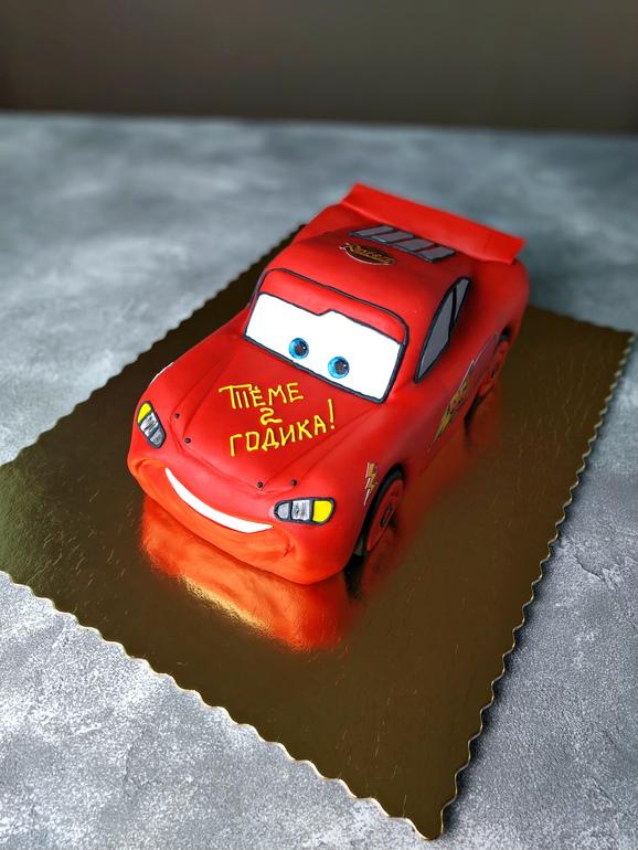 насколько опасны торт с маквином фото соус для