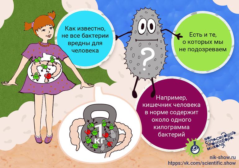Стихи про микробиолога для детей