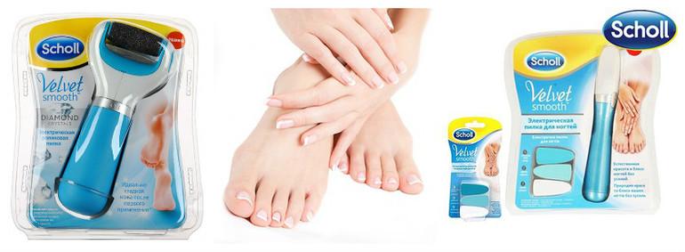 питание для ногтей ног