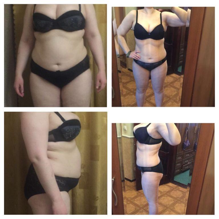 Результаты Похудения На Пп Фото.