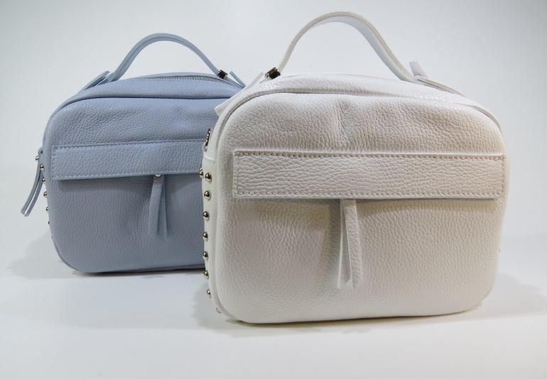 fbfcfbb0f17c Итальянские сумки в наличии в Москве - белые сумки кожа - запись ...