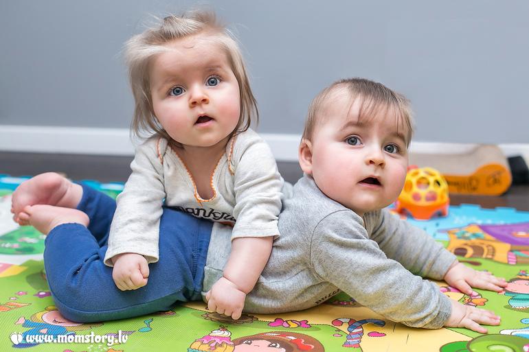 Семь месяцев картинки двойняшек, летием