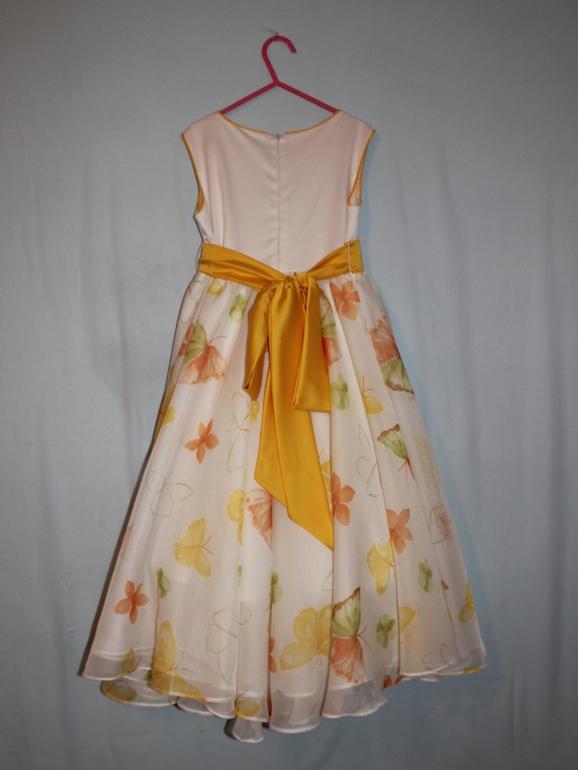 Платья для маленьких девочек как сшить фото 791